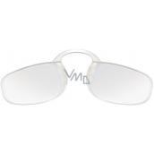 If The Really Tiny Quick Specs Samodržiace zväčšujúce okuliare Biele 10,9 x 4,8 x 1,5 cm
