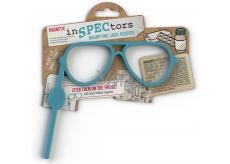 If Inspectors Magnifier with magnet Zväčšujúci okuliare Modré 168 x 6 x 138 mm