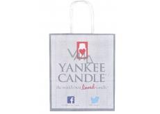 DÁREK Yankee Candle Papírová taška malá 30 x 18 x 9 cm