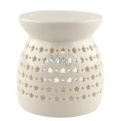 Aromalampa porcelánová biela 9,9 cm 3469 6583