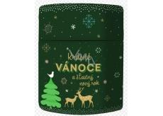 Albi Vánoční čaj černý sypaný v tubusu - zelený obal 50 g