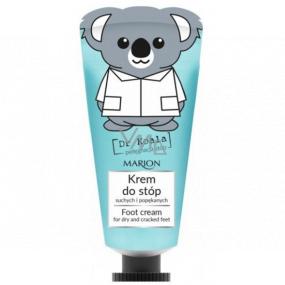 Marion Dr.Koala krém na suché a popraskané chodidlá 50 ml