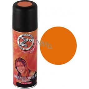 Zo farebný lak na vlasy Oranžový 125 ml sprej