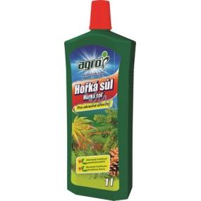 Agro Hořká sůl kapalná pro okrasné dřeviny 1 l