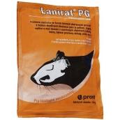 Prost Lanirat PG granule k hubení potkanů, krys, myšic a myší domácích 100 g