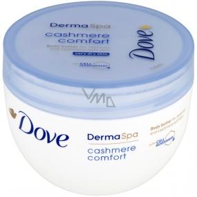Dove Derma Spa Cashmere Comfort telové maslo 300 ml
