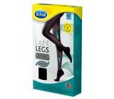 Scholl Light Legs Kompresní punčochové kalhoty S černé 60 den pomáhají zabraňovat pocitu únavy nohou a snižují pocit těžkých nohou