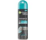 Garnier Mineral Pure Active Antibacterial Actives 48h antiperspirant deodorant sprej pre mužov 150 ml