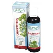Dr. Popov Cholesterol originálne bylinné kvapky udržujú normálnu hladinu krvných tukov, prispievajú k metabolizmu tukov - cholesterolu 50 ml