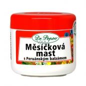 Dr. Popov Nechtíková masť s peruán.balzámem na jazvy, otlaky, mozole na unavené nohy, dýchanie 50 ml