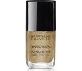 Gabriella salva Longlasting Enamel lak na nechty 48 Gold Glow 11 ml