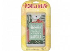 Albi Dezinfekcia do vrecka s vôňou citrónu Milovaná babička 15 ml