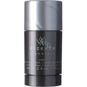 David Beckham Signature deodorant stick pro muže 75 ml