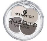 Essence Quattro Eyeshadow oční stíny 07 odstín 5 g