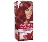 Garnier Color Sensation Farba na vlasy 6.60 Intenzívne rubínová