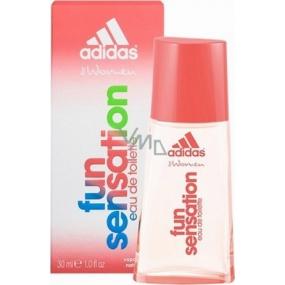 Adidas Fun Sensation toaletná voda pre ženy 30 ml