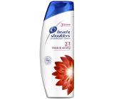Head & Shoulders Thick & Strong 2v1 šampón a balzam na vlasy proti lupinám 360 ml