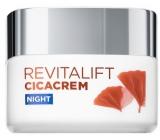 Loreal Paris Revitalift Cica Cream noční krém proti stárnutí, redukci vrásek a zpevnění pleti 50 ml