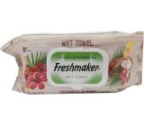 Freshmaker Coconut & Almond vlhčené obrúsky pre deti 144 kusov
