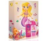 Fa Kids Girls sprchový gél 250 ml + Schauma Kids šampón na vlasy pre deti 250 ml, kozmetická sada