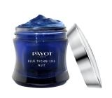 Payot Blue Techni Liss Nuit nočné napravujúca a vyhladzujúci olejový gél, ktorý sa aktivuje tmou 50 ml