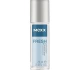 Mexx Fresh Man parfémovaný deodorant sklo 75 ml Tester