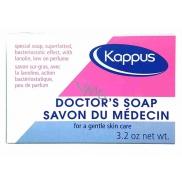 Kappus Antibakteriálne lekárske toaletné mydlo mydlo s dexpanthenolom a ureou 100 g