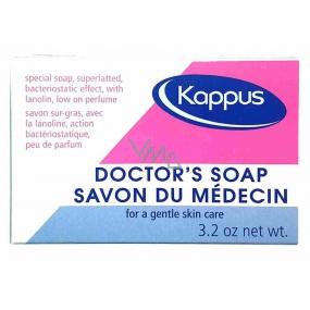 KAPPUS Lékařské mýdlo 100g 9-1020 Antibakteriální  0209