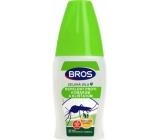 Bros Zelená sila repelent proti komárom a kliešťom 50 ml sprej