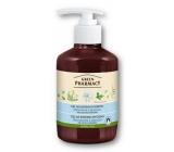 Green Pharmacy Harmanček a Lantoin gél na intímnu hygienu pre citlivú pokožku 370 ml