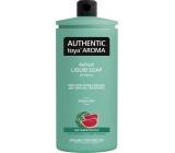 Authentic Toya Aróma tek.mýdlo NN 600ml Red watermelon 2566
