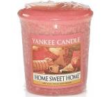 Yankee Candle Home Sweet Home - Ó sladký domov vonná sviečka votívny 49 g