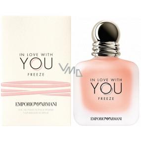 Giorgio Armani Emporio In Love with You Freeze toaletná voda pre ženy 30 ml