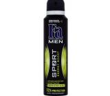 Fa Men Sport Double Power Power Boost antiperspirant deodorant sprej pre mužov 150 ml
