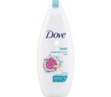 Dove Go Fresh Restore Modrý fík a pomerančový květ sprchový gel 250 ml