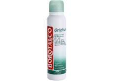 Borotalco Original antiperspirant deodorant sprej unisex 150 ml