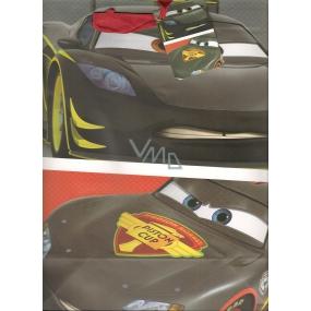 Ditipo Darčeková papierová taška 26,4 x 12 x 32,4 cm Disney Cars McQueen