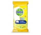Dettol Citron & Limetka antibakteriálne obrúsky na povrchy 36 kusov