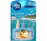 Ambi Pur 3 Volution Caribbean Escape 2x Effect elektrický osviežovač náplň 3 x 20 ml