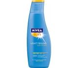 Nivea Sun Light Feeling OF20 lehké pečující mléko na opalování 200 ml