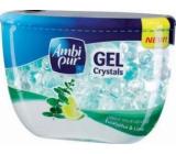 Ambi Pur Crystals Eucalyptus & Lime gél osviežovač vzduchu 150 g