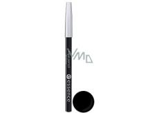 Essence Kajal ceruzka na oči 01 Black 1 g