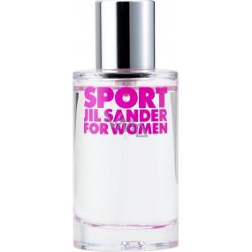 Jil Sander Sport for Women toaletní voda 100 ml Tester