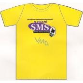 Nekupto Tričko Národná organizácia rekordmanov v písaní SMS držiteľ mnohých rekordov 1 kus