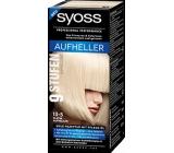 Syoss Lightening Blond Professional barva na vlasy 13-5 Intenzivní Platinový zesvětlovač Platinum Lightener