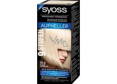 ... Syoss Lightening Blond Professional barva na vlasy 13-5 Intenzivní  Platinový zesvětlovač Platinum Lightener 4bcc6ed13b0
