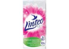 Linteo Soft & Delicate papírové kapesníky 3 vrstvé 1 kus