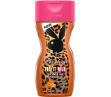 Playboy Play It Wild for Her sprchový gel 250 ml