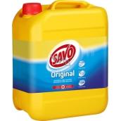 Savo Original dezinfekcia vody a povrchov účinne odstraňuje 99,9% baktérií 5 l