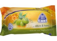 Milo Oliva a med toaletní mýdlo 100 g
